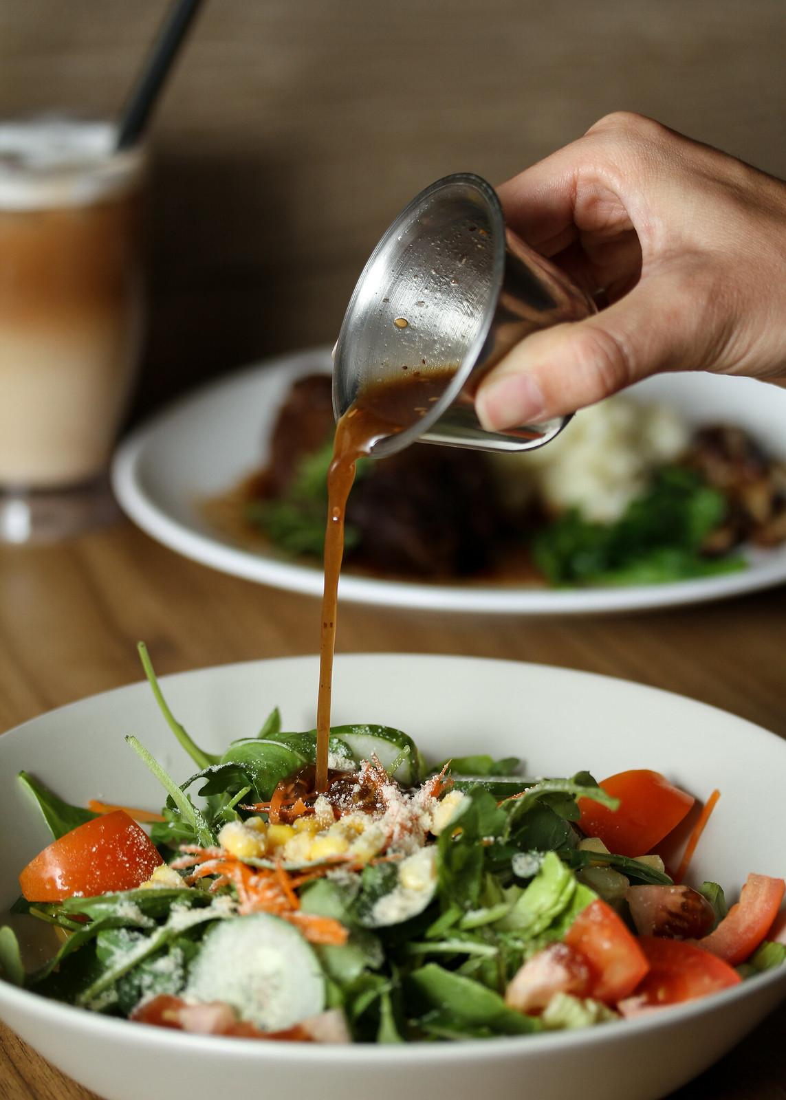 Daily Affairs Salad - Dressing