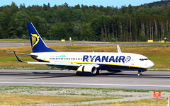 Ryanair B737-8AS (WL) EI-ENJ