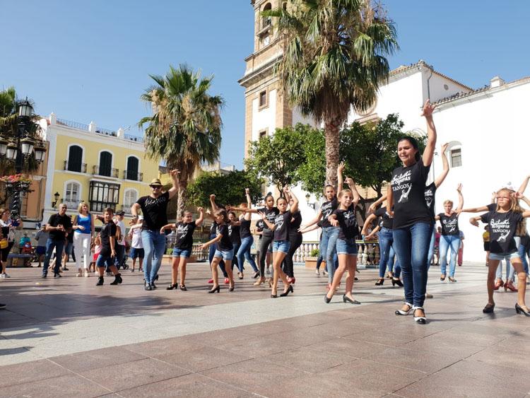 Flash Mob Paco de Lucía3