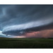 Storm Swoosh by Sandra Herber