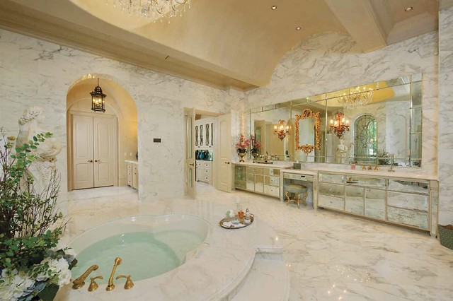 Houston Design Resources - Master Bathroom