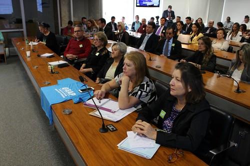Audiência Pública no Senado sobre Geap e Capesaúde