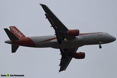 G-EZTA - 3805 - Easyjet - Airbus A320-214 - Luton M1 J10, Bedfordshire - 2018 - Steven Gray - IMG_7026