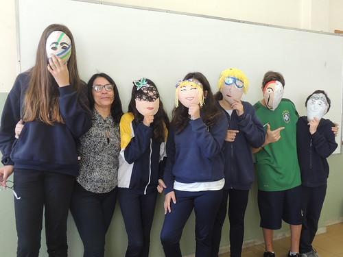 Projeto de Formação- Confecção de Máscaras