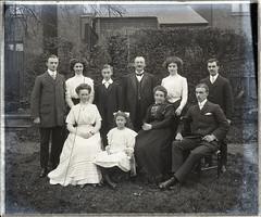 Arthur Polhill family, 5 Dec 1910