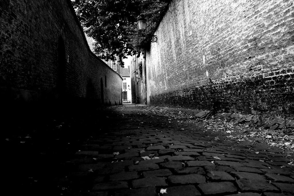 Wander in Bruges