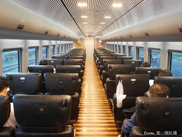 長崎交通-特急列車海鷗號27
