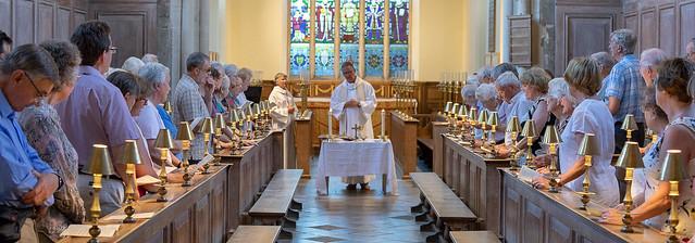 Stratford Guild Hall Mass 2018
