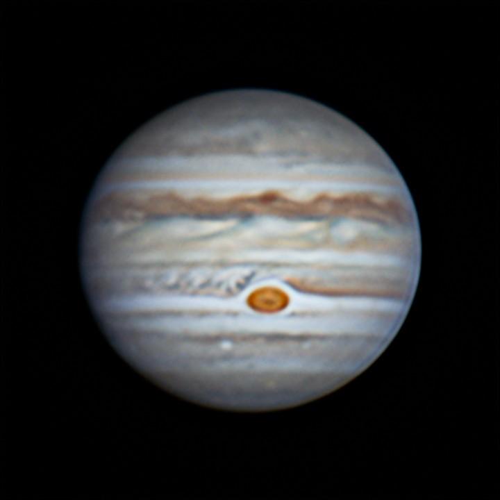 木星 (2018/7/8 20:05-20:07) (2)