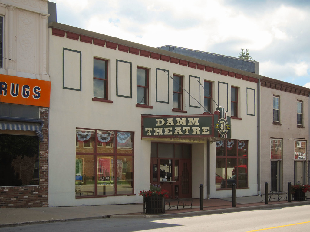 The Damm Theatre