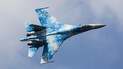 Sukhoi Su-27 Flanker - 58