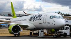 Airbus A220-300 Air Baltic