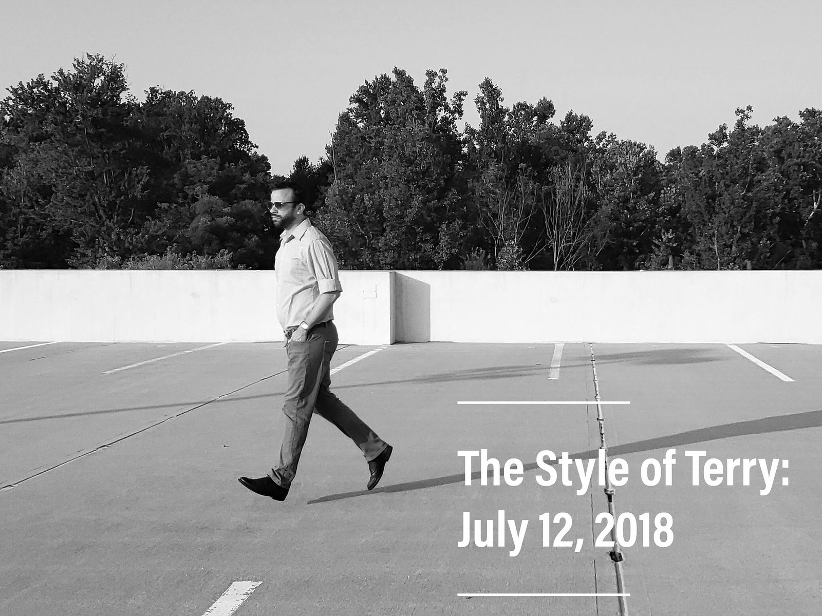 The Style of Terry: 7.12.18