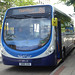 Stagecoach in Sheffield 39114 (SN18 XXB)