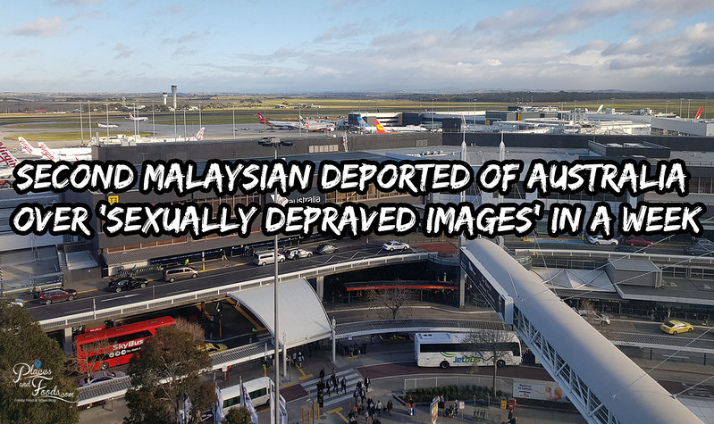 malaysian deported melbourne