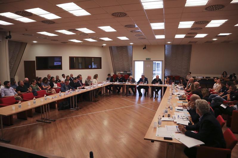 Visita della Commissione Europea - DG REGIO