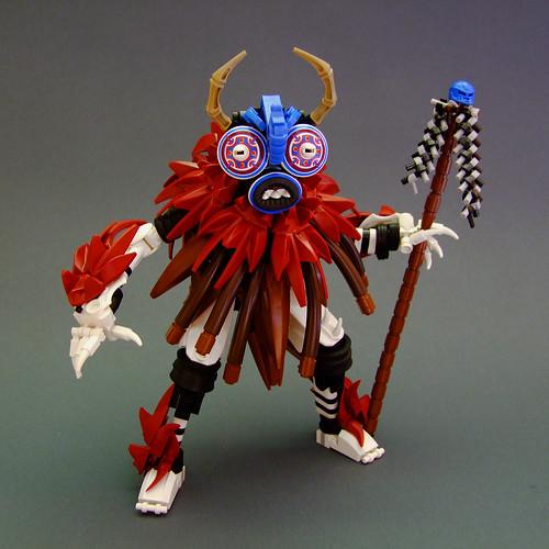 Mask of the Spirit Caller