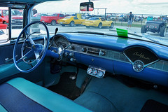 Palmer - Chevrolet Bel Air Dashboard (1956)