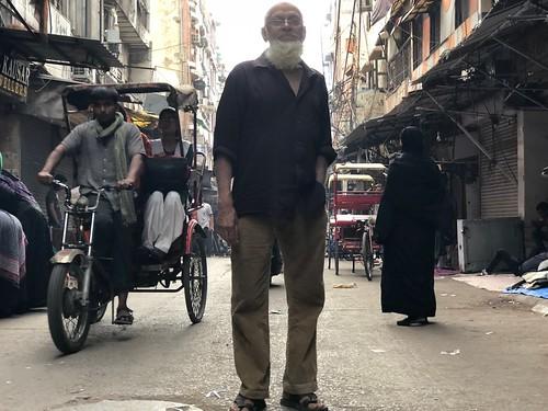 City Style - Hafizullah's Corduroy, Old Delhi