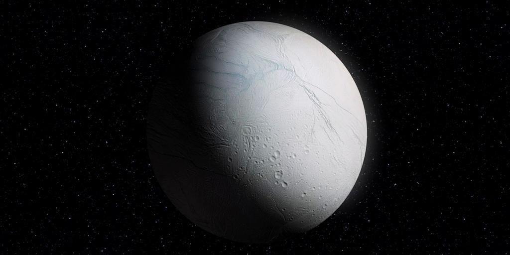Encelade le premier monde aquatique avec des composés organiques
