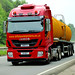 X6 BBT - Iveco Stralis AS440 / effluent tanker - Billy Bowie Special Projects Ltd., Kilmarnock,  East Ayrshire, Scotland.