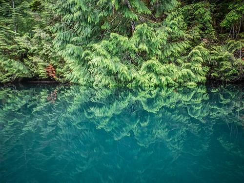 Kayaking on Baker Lake-67