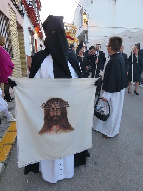 Sábado Santo en Huévar del Aljarafe