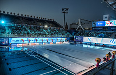 Sáb, 14/07/2018 - 20:46 - Inauguració Campionat d'Europa LEN Waterpolo