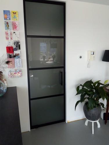 Retro Style deur