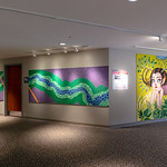 In Sight On Site: Murals - Amelia Caruso & Sandi Calistro - Photograph by Wes Magyar
