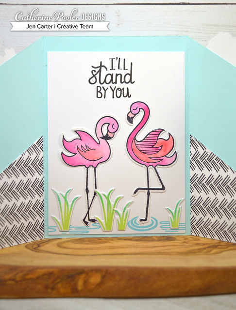 Jen Carter CP Tropically Yours Stand Tall Leave Me Good Vibes Folded Inside Closeup 1