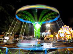 Sling carrousel