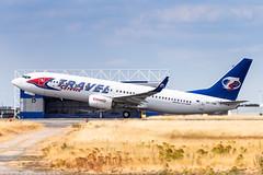 LIL - Boeing 737-81D (OK-TSE) Travel Service