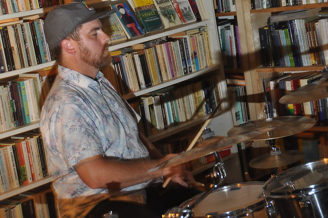 The Dant Danners at Black Squirrel Books