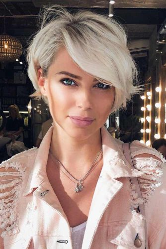 30+SHORT HAIR TRENDS FOR A FRESH LOOK - GET LATEST INSPIRATION 11