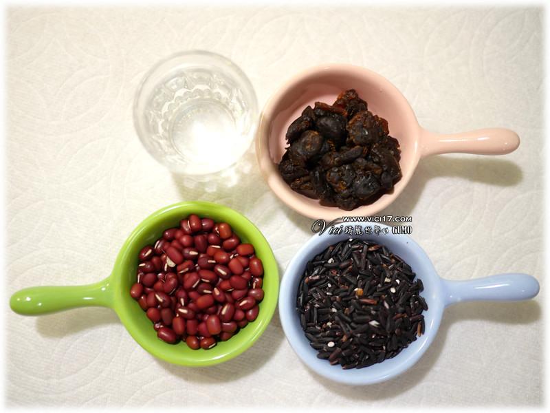 紅豆紫米002