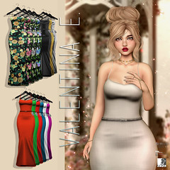 NEW! Valentina E. Valeria Gown @ Bloom!