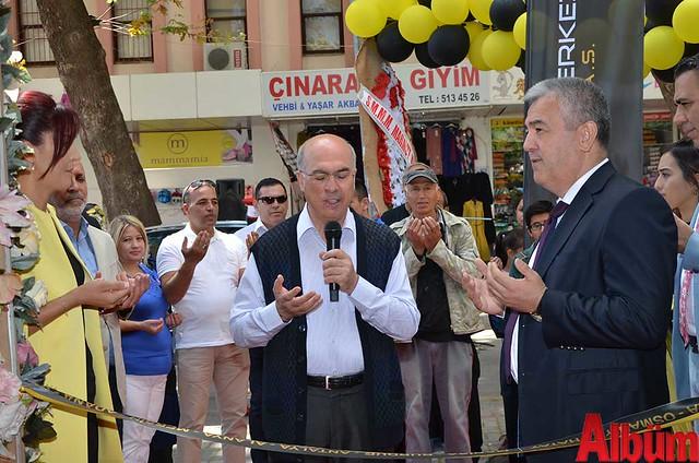 Doğru Hasar Merkezi Danışmanlık A.Ş. Akdeniz Bölge Müdürlüğü açılış töreni -4