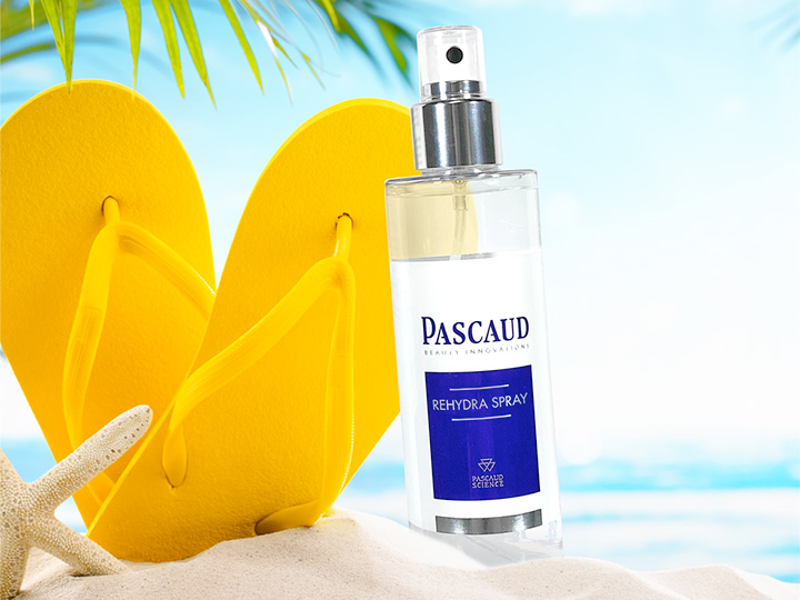 Hydratatie voor je huid én je haar met de Rehydra Spray van Pascaud