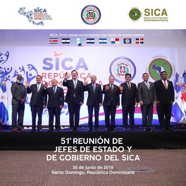 51° Cumbre Ordinaria de Jefes de Estado y de Gobierno del SICA