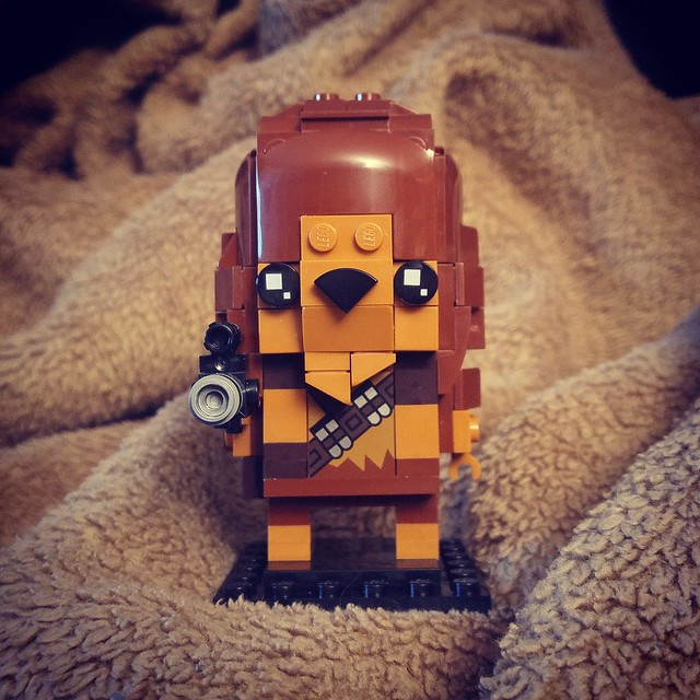 Summer Of LEGO 2018 Day 1 - Space Bear!