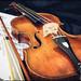 19th C. Baroque violin