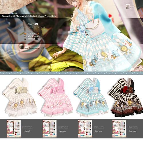 Sweet Lolita Kimono