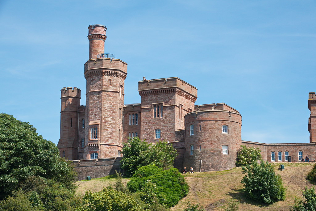 Castle, Inverness