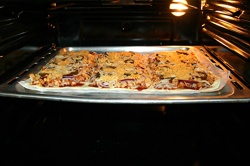18 - Im Ofen backen / Bake in oven