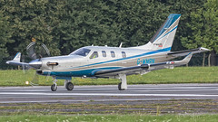 Ravenair Socata TBM930 G-WMRN