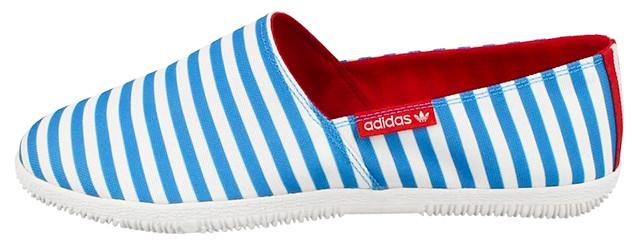 64851e9b68a3 adidas Originals adiDrill Mens Boys Canvas Slip On Shoes New and Boxed.