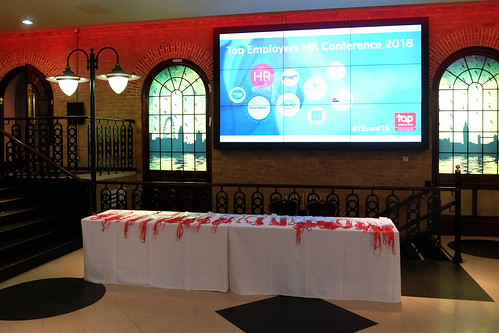 Top Employers UK Conference 2018