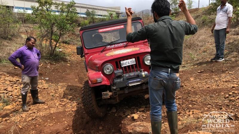 Mahindra Drive Academy