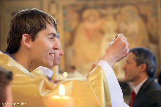 Ordination sacerdotale de David Antao Martins
